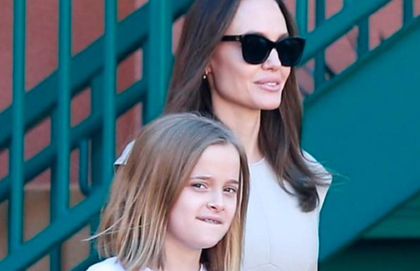 Вторая дочь Анджелины Джоли решила сменить пол