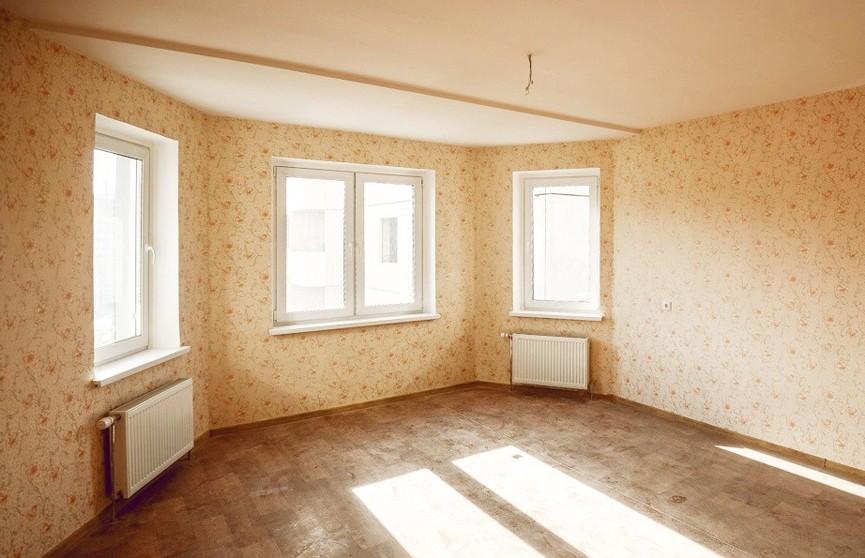 Коммерческое жильё должно сдаваться с минимальной отделкой