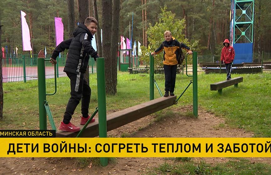 Народная дипломатия: дети из Донбасса приехали на отдых в Беларусь