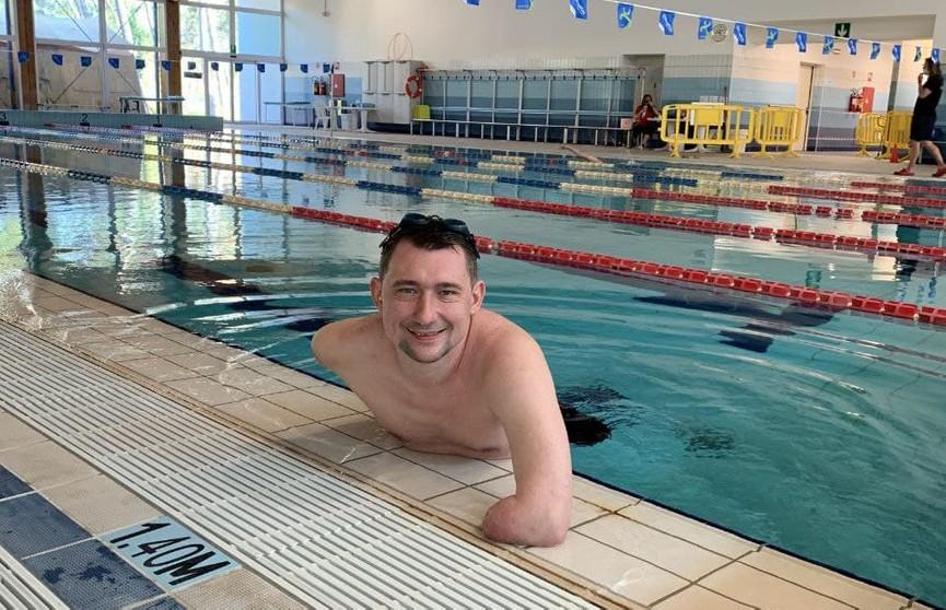 Белорус Алексей Талай установил новый мировой рекорд на этапе серии паралимпийского плавания в Италии