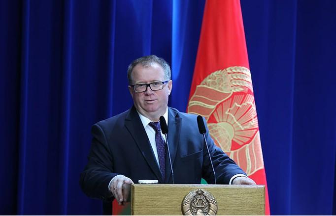 Избран новый председатель правления Белкоопсоюза