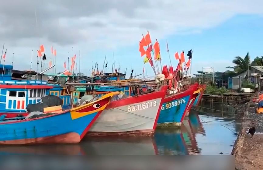 Тропический шторм «Усаги» вскоре обрушится на Вьетнам: более полумиллиона человек эвакуированы