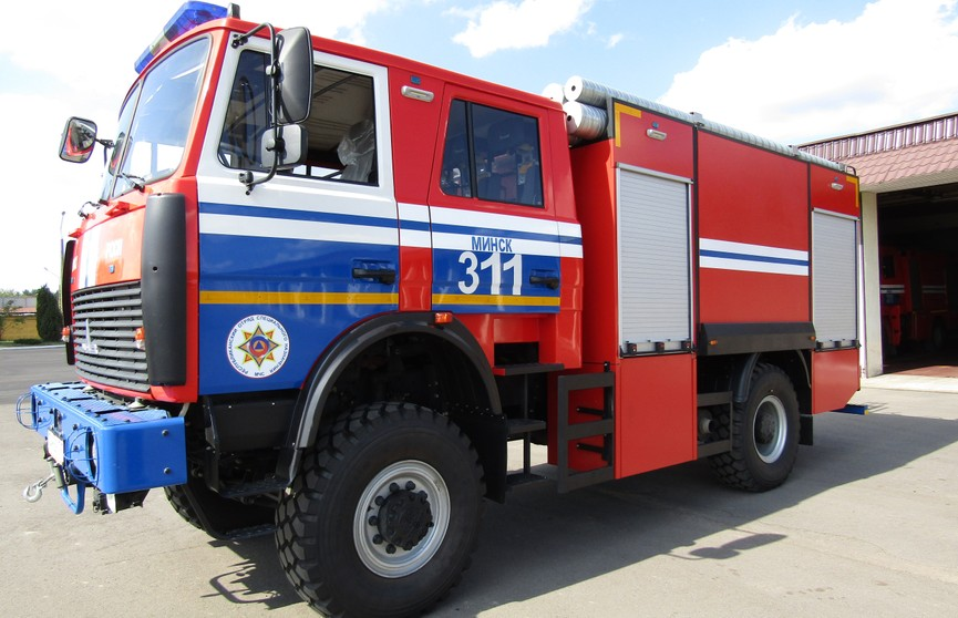 Два человека погибли на пожарах в Минской и Витебской областях