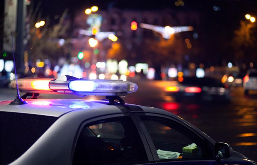 Ночью в Минске несколько экипажей ГАИ преследовали пьяного бесправника