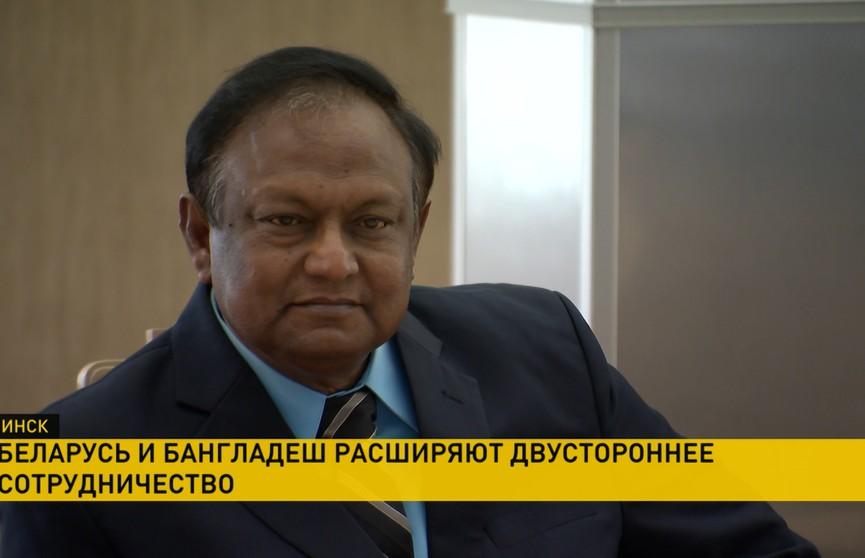 Новый проект на $100 млн Беларусь заключила с Бангладеш