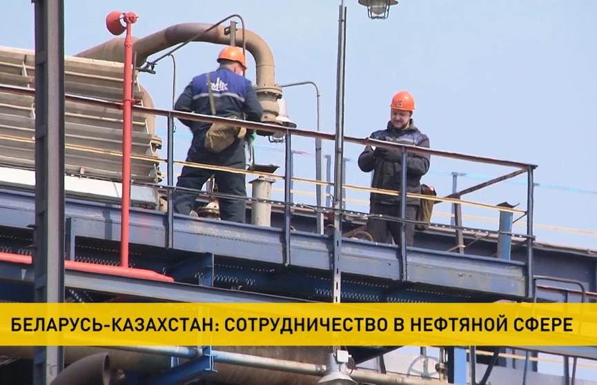 Казахстанская нефть может поступить на белорусские НПЗ уже осенью