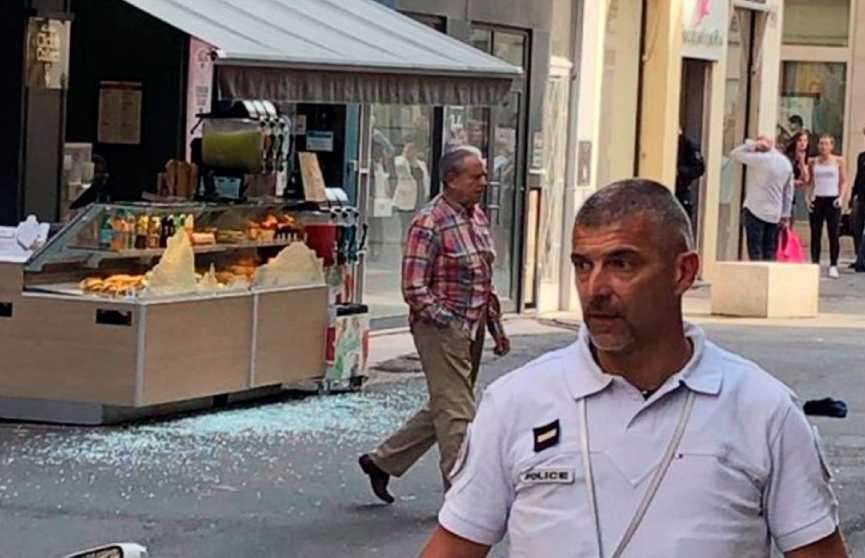 Полиция Лиона ищет мужчину, заложившего бомбу у булочной