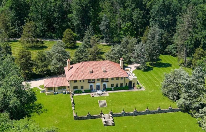 В США поместье Марка Твена выставили на продажу за $4,2 миллиона