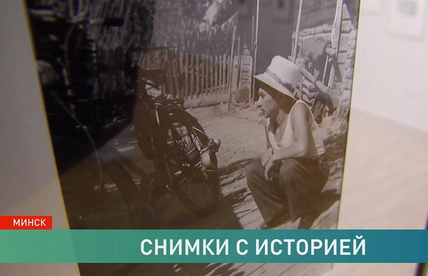 Фотограф-самородок Иван Комар за свои почти 100 лет создал уникальную коллекцию снимков родной деревни под Новогрудком