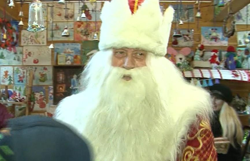 Белорусский Дед Мороз – самый популярный зимний персонаж в СНГ