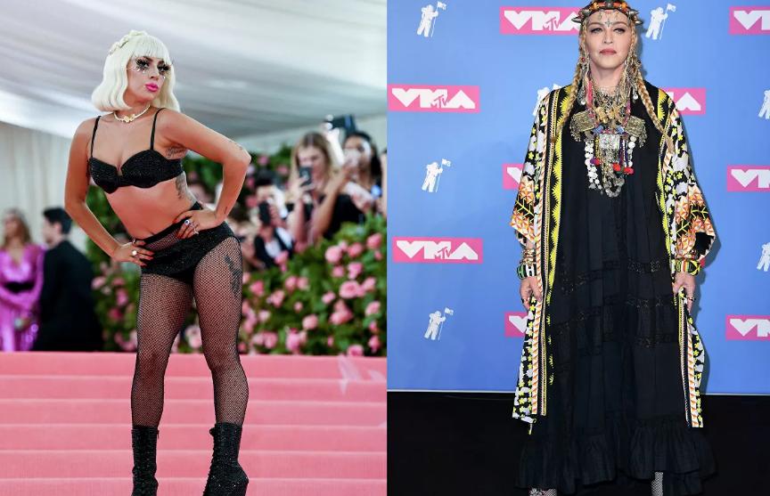 Леди Гага и Мадонна стали жертвами хакерской атаки