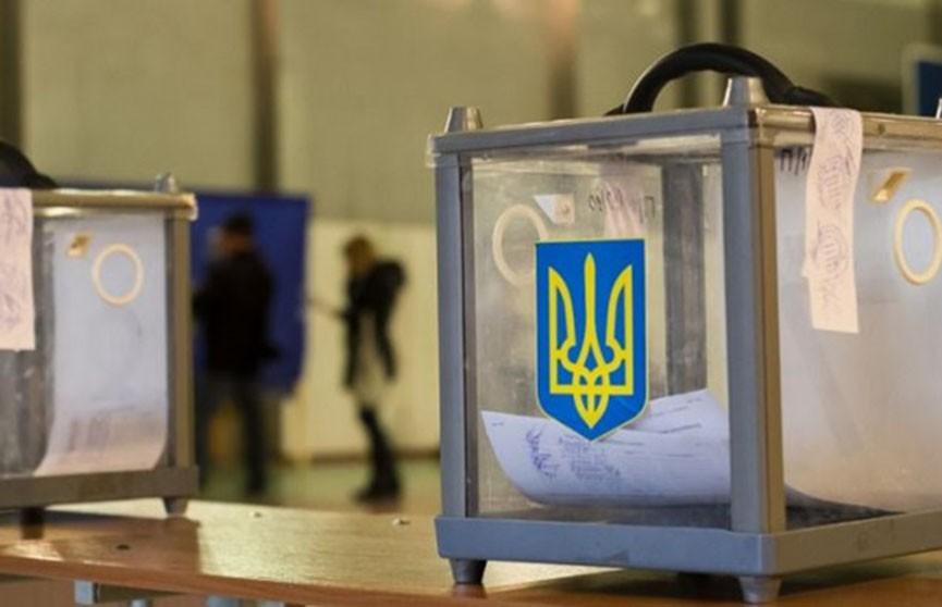 Второй тур президентских выборов стартовал в Украине