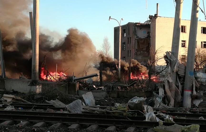 Белорусов нет среди погибших при взрыве на предприятии «Авангард» в Гатчине