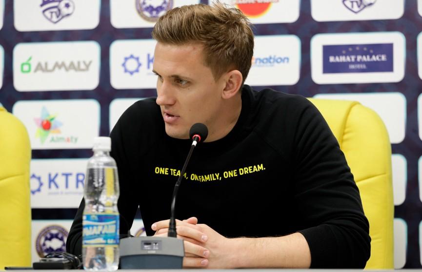 Белорусский тренер Алексей Шпилевский вошел в символическую сборную тура чемпионата Казахстана по футболу
