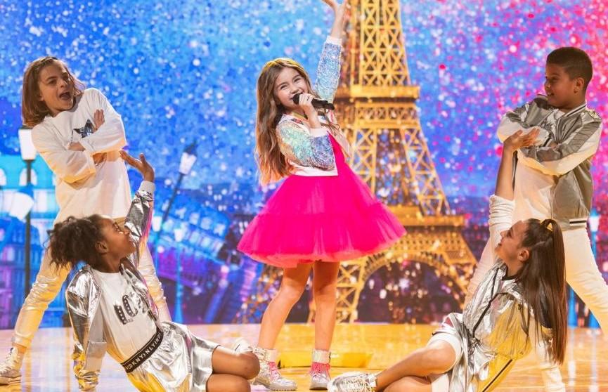 Победительницей детского «Евровидения» стала француженка Валентина Тронель