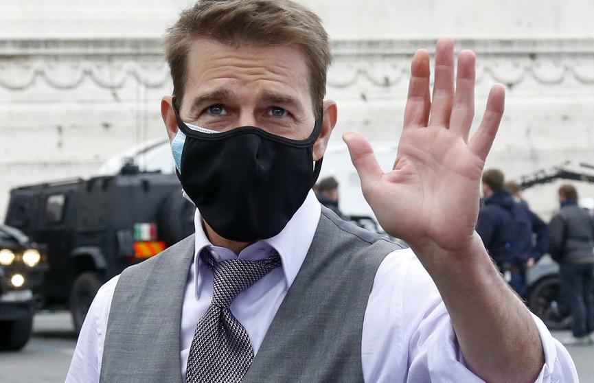 Том Круз строит на бывшей сверхсекретной военной базе киностудию для безопасных съемок в пандемию
