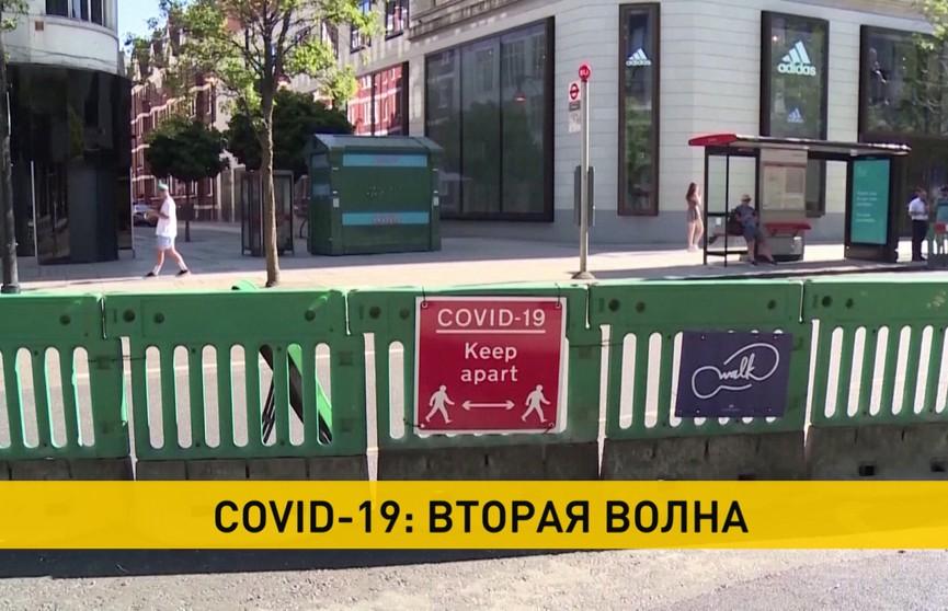 Эпицентр вспышки COVID-19 перемещается в Европу: ситуация там ухудшается