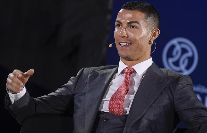 Криштиану Роналду рассказал о своей футбольной мечте