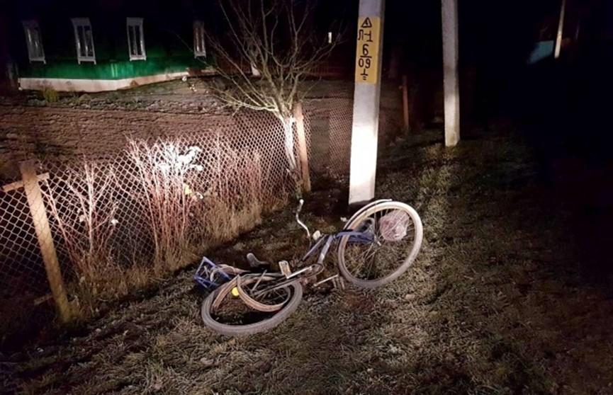 ДТП в Ляховичском районе: женщина-велосипедист погибла