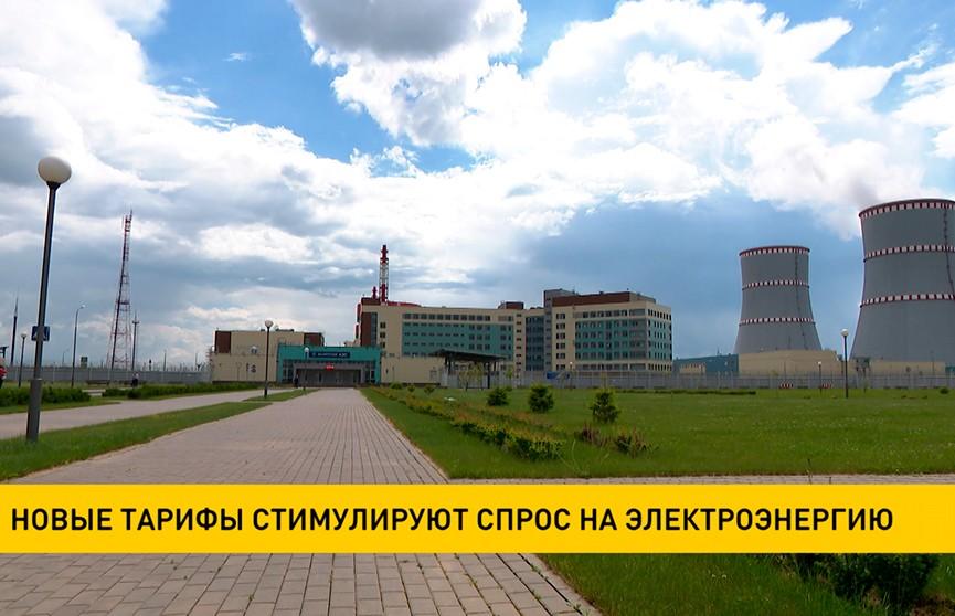 В Беларуси растет спрос на электроэнергию