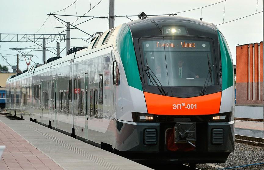 Пассажирам сломавшегося поезда Минск – Гомель выплатят компенсацию