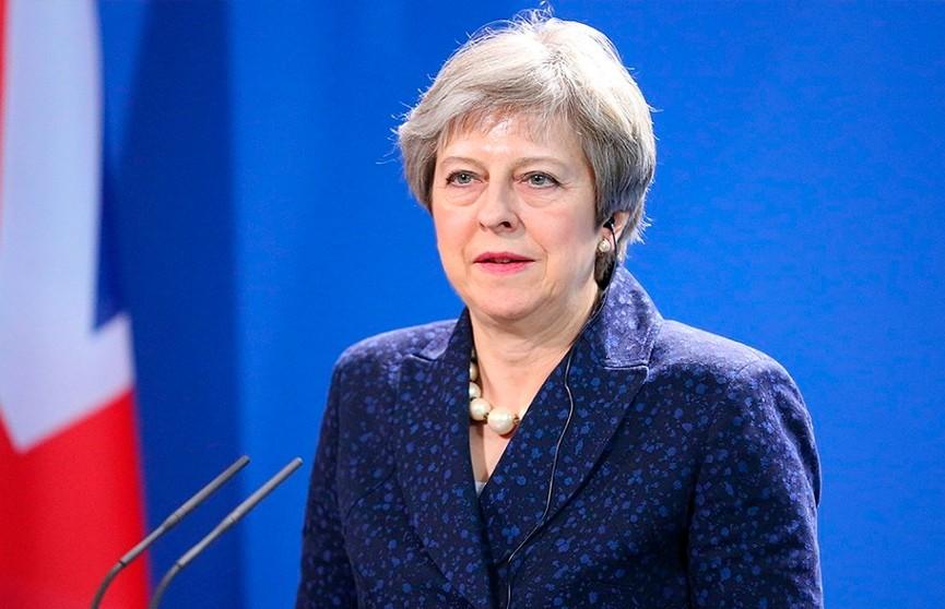 Тереза Мэй предложила новый вариант Brexit