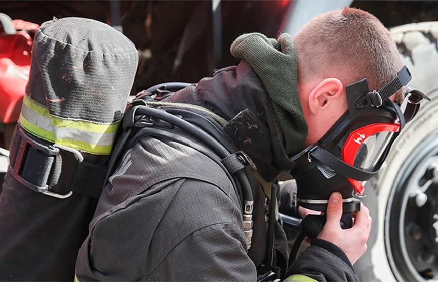 В Пинском районе горел деревянный дом: в результате пожара погиб человек