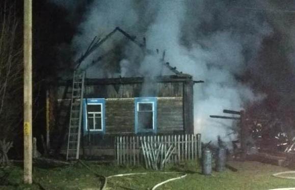 Одинокий пенсионер погиб в пожаре в Славгородском районе