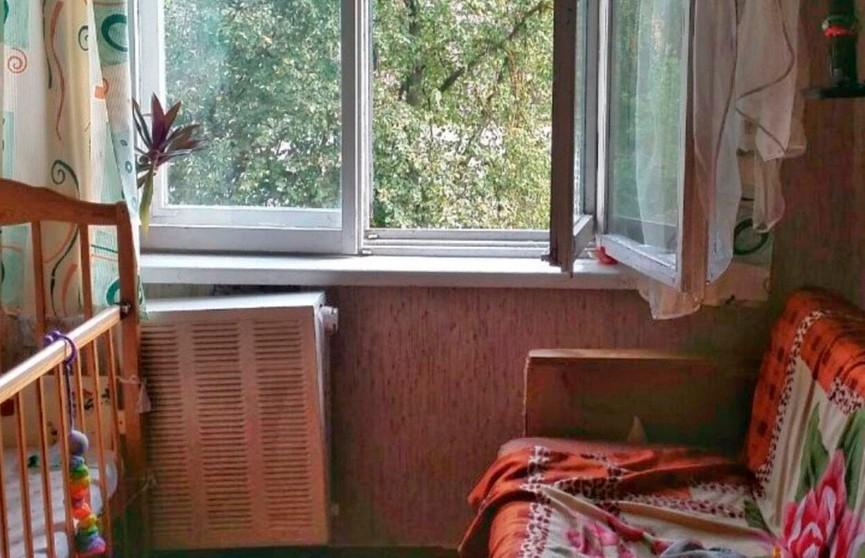 4-летний мальчик выпал из окна многоэтажки в Витебске