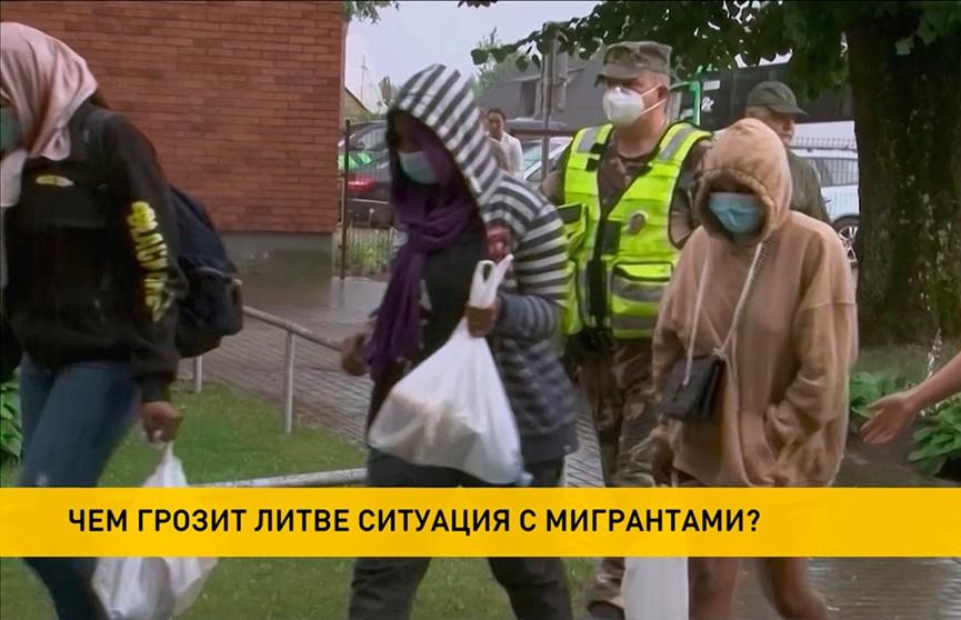 «Когда в Вильнюсе появится арабский квартал», или Чем грозит Литве ситуация с мигрантами? Мнение