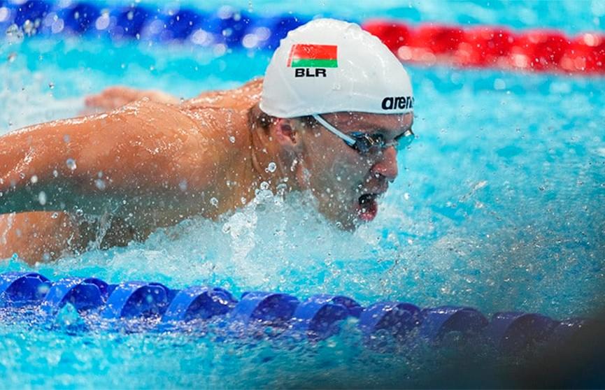 Белорусские пловцы не вышли в финал комбинированной эстафеты Олимпиады в Токио