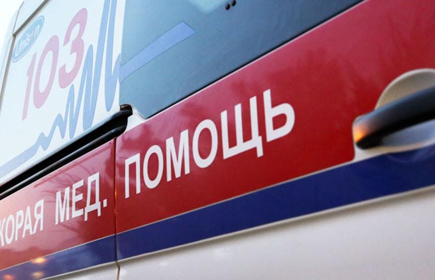 Легковушка в Минске сбила пенсионерку, которая перебегала дорогу