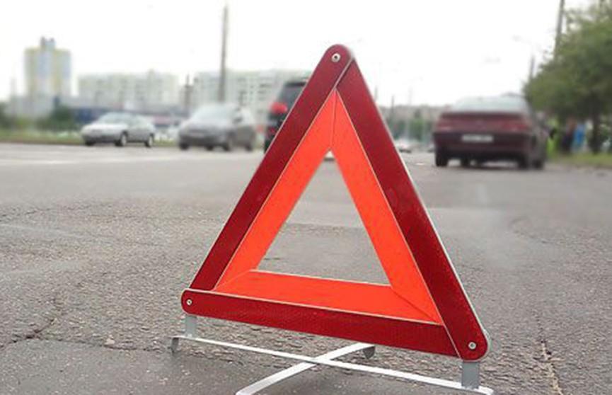 Из-за приступа судороги у водителя произошло тройное ДТП в Минске