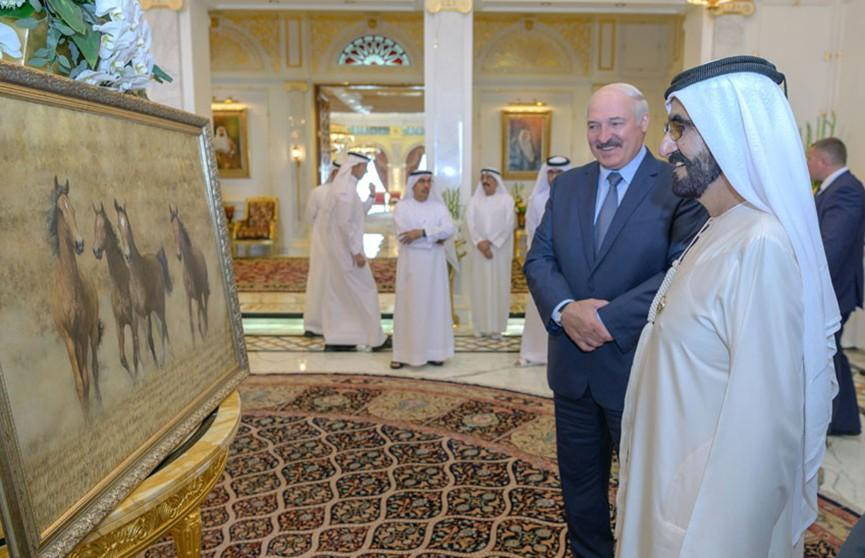 Беларусь и ОАЭ создадут в Минске Международный финансовый центр
