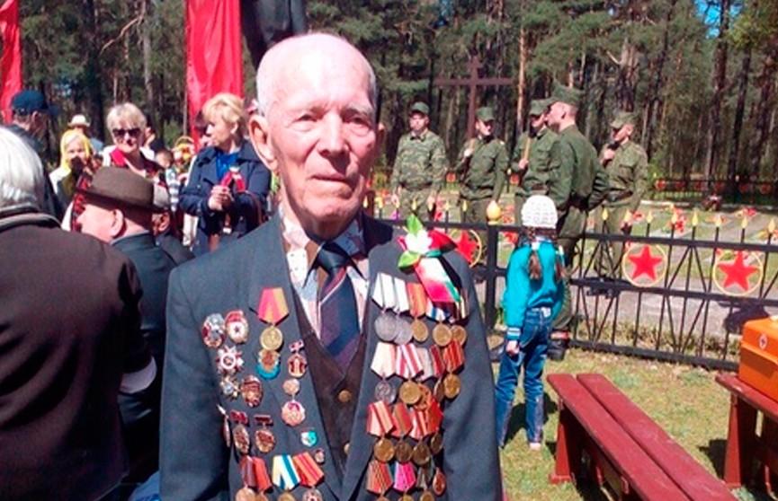 В Минске найден пропавший два дня назад 92-летний ветеран войны