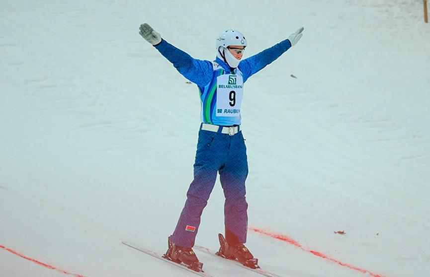 Белорус Павел Дик занял третье место на этапе Кубка мира по фристайлу в Казахстане