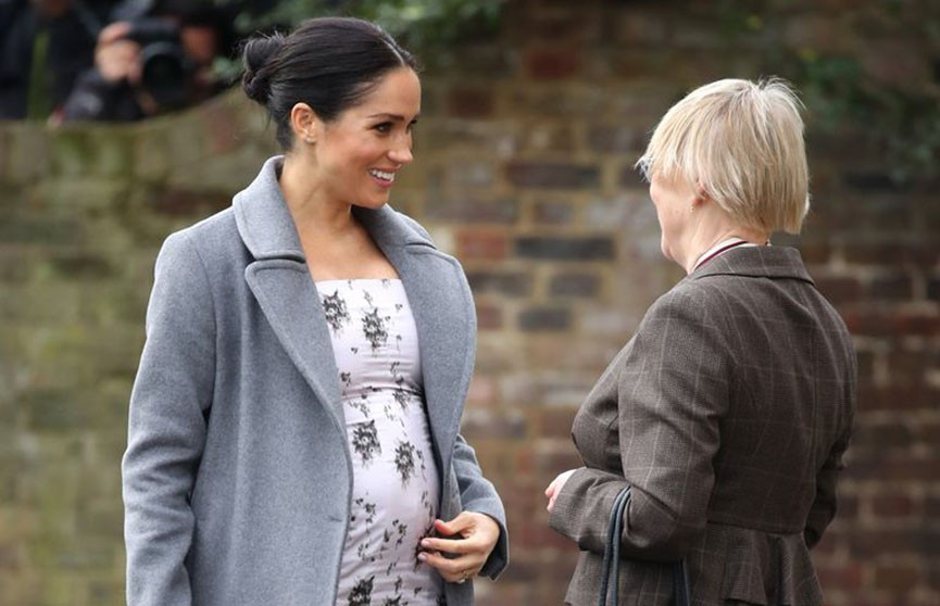 Почему ребёнка Меган Маркл и принца Гарри не будут называть королевским высочеством?