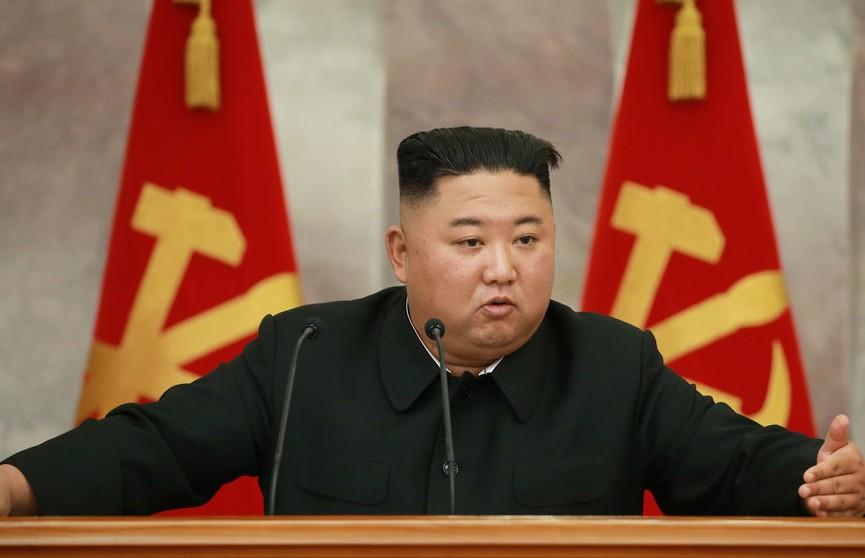 Ким Чен Ын признал, что план экономического развития Северной Кореи провалился