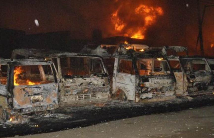 При взрыве на нефтепроводе в Нигерии погибли 15 и пострадали 60 человек