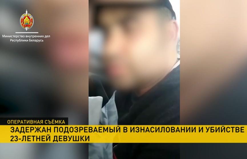 Азербайджанца, разыскиваемого в России за убийство и изнасилование нашли под Минском