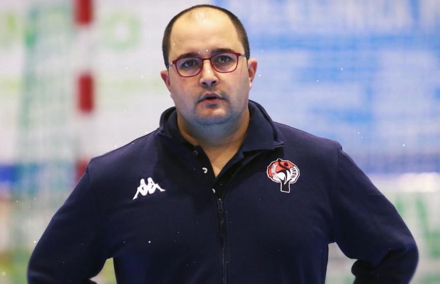 В гандбольном клубе «Мешков Брест» новый тренер