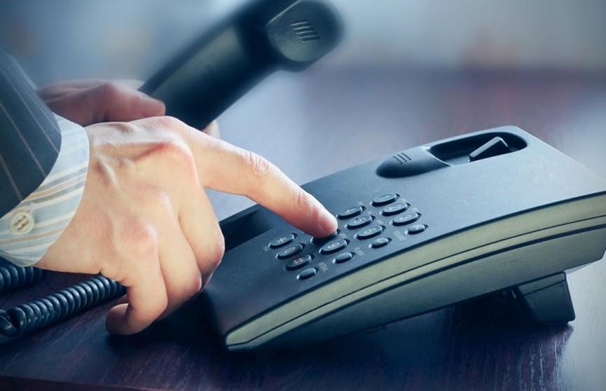 Рабочая суббота в исполкомах: представители власти будут отвечать на звонки населения