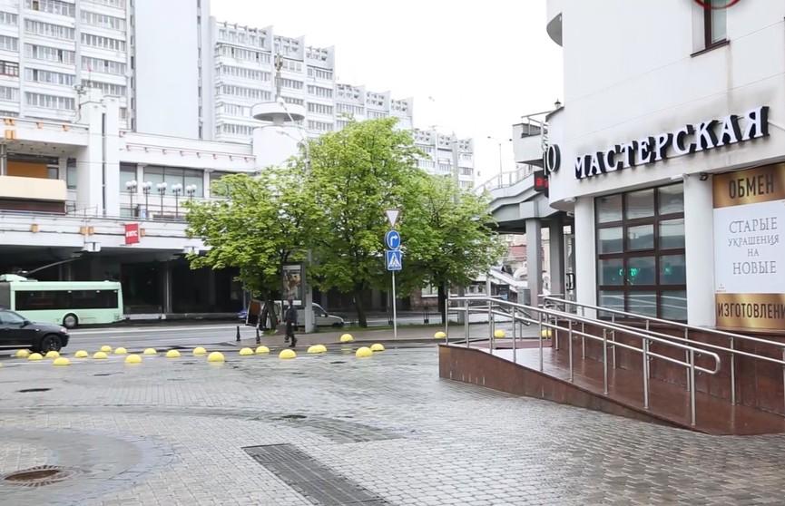 Двух жителей Витебска задержали по подозрению в ограблении минского ювелирного магазина