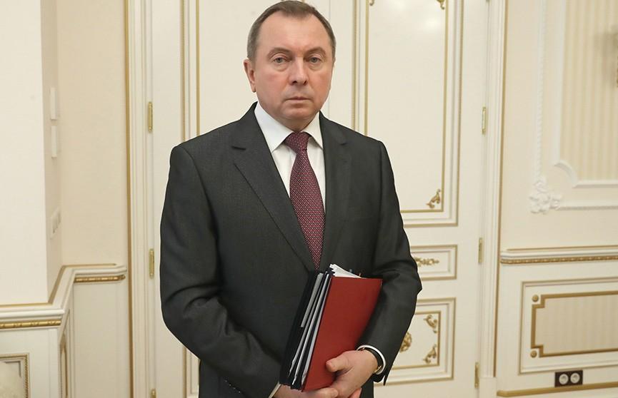 Александр Лукашенко провёл рабочую встречу с Владимиром Макеем