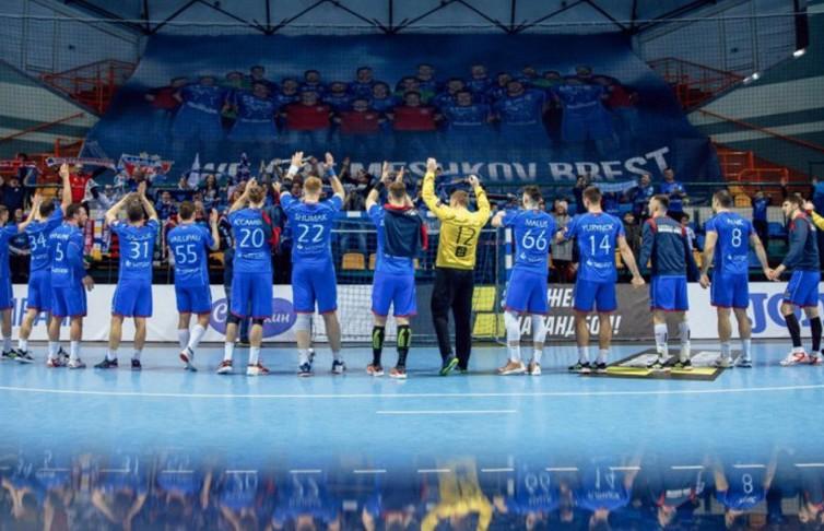 Мужской гандбольный чемпионат Беларуси завершили досрочно и назвали победителя
