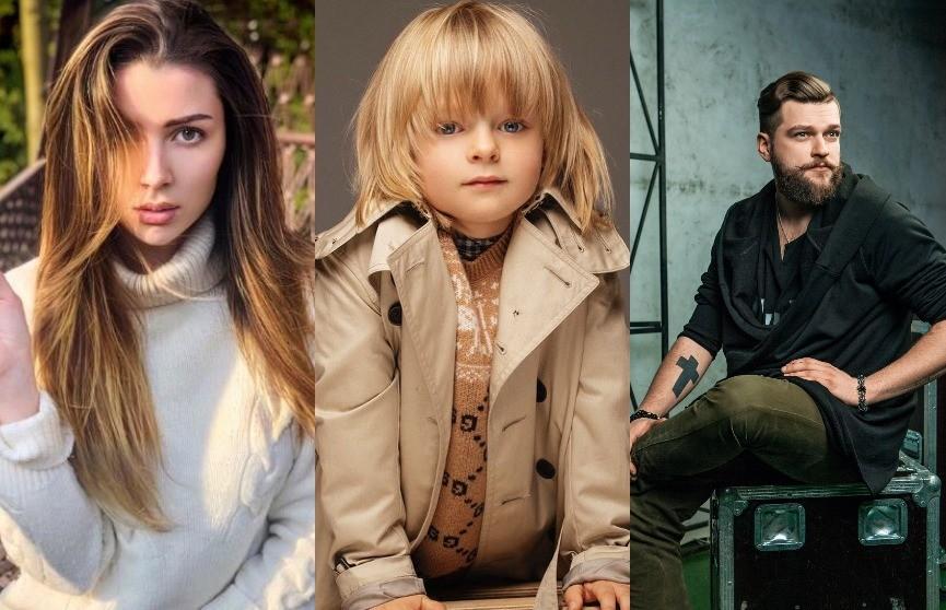 Топ-10 самых красивых детей российских знаменитостей