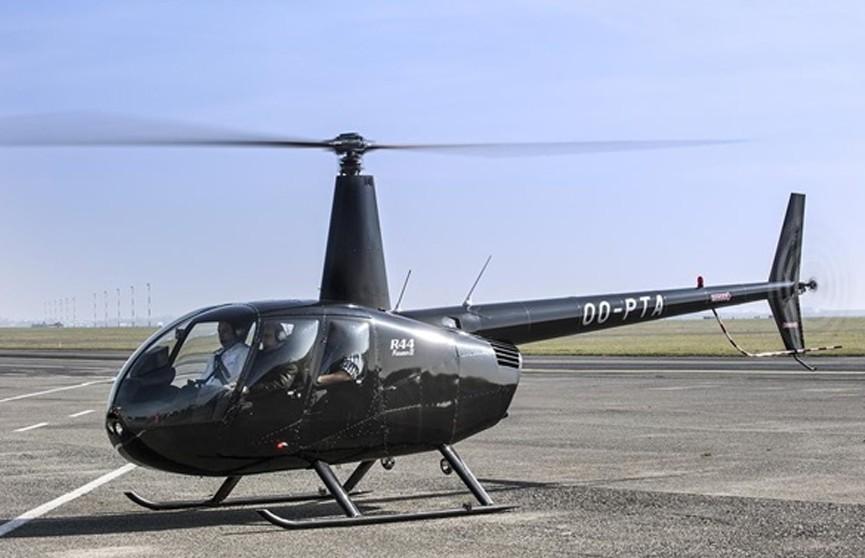 Частный вертолет разбился в Техасе