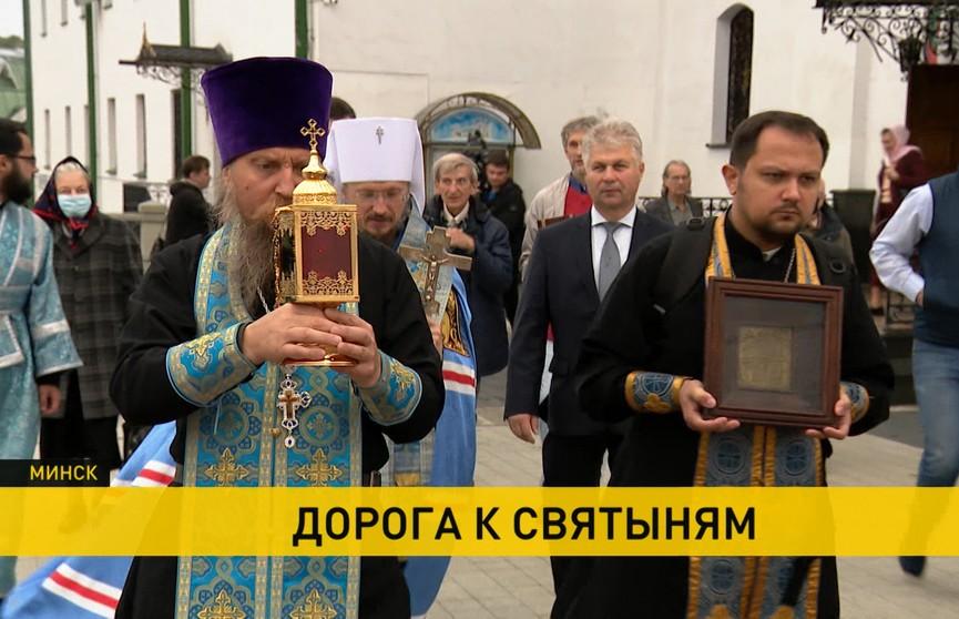 «Дорога к святыням»: гуманитарная экспедиция отправилась в Копыль