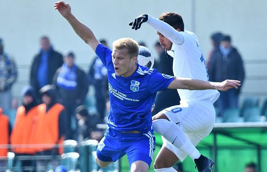 Минское «Динамо» уступило «Слуцку», но всё равно вышло в полуфинал Кубка Беларуси по футболу