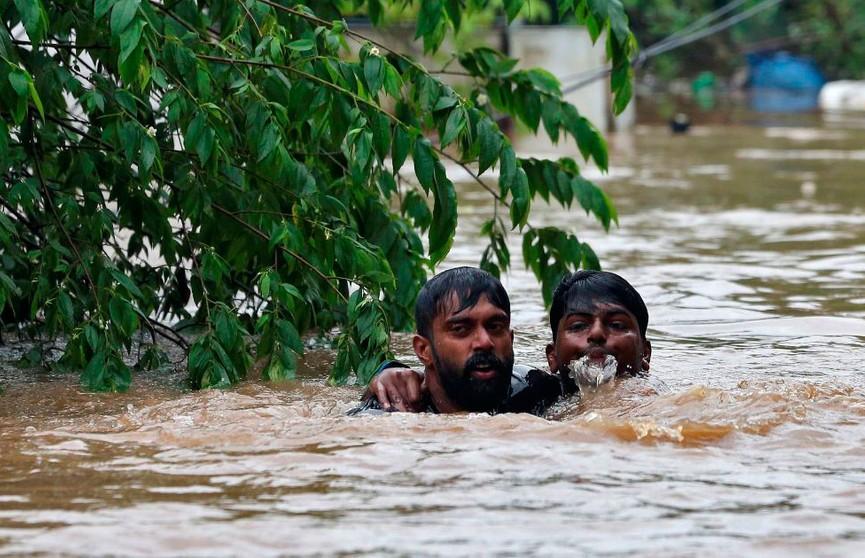 В Индии от наводнений погибли более 70 человек